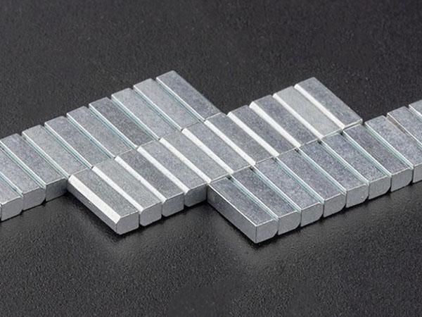 強力形鍍鋅磁鐵