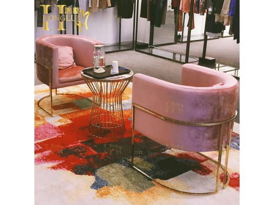 现代时尚围椅