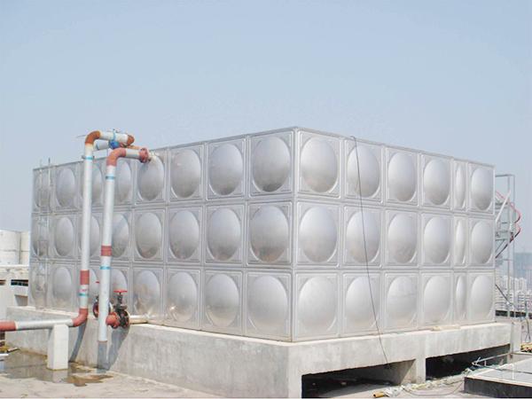 大型不锈钢组合水箱