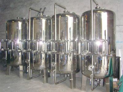 不锈钢介质过滤器直径800mm