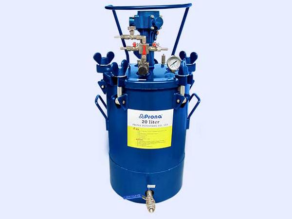RT-10AFG/RT-20AFG自动型压力桶(下排式)
