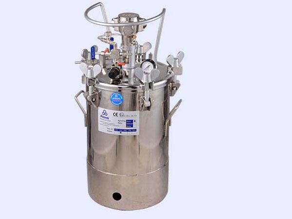 RT-10AS/RT-20AS/RT-40AS自动型压力桶(不锈钢)