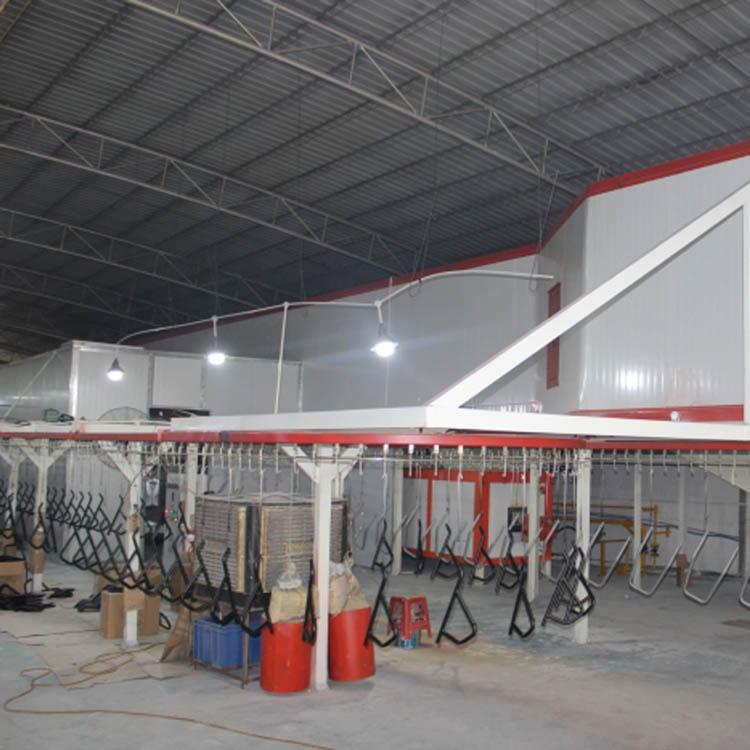 喷粉生产线定制