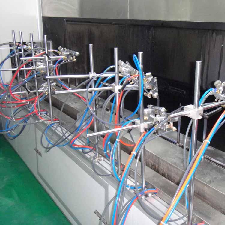 自動噴漆生產線定制