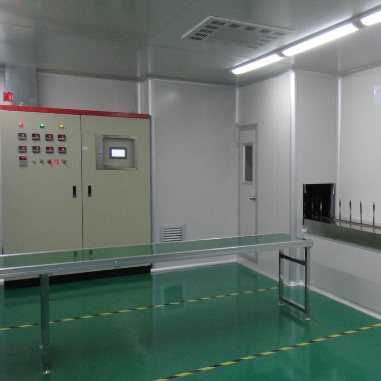 自動噴油生產線制作