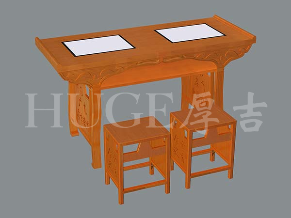 新款桌凳临幕版LED