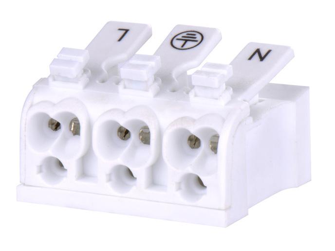 免螺丝压扣式端子 CS350-16-100Z