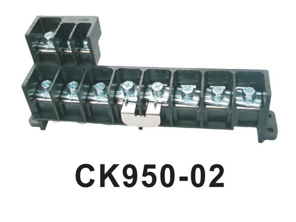 美规栅栏式接线端子CK950-02