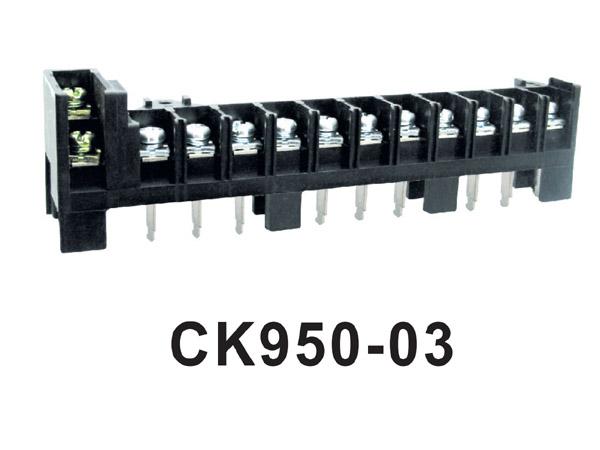 美规栅栏式接线端子CK950-03