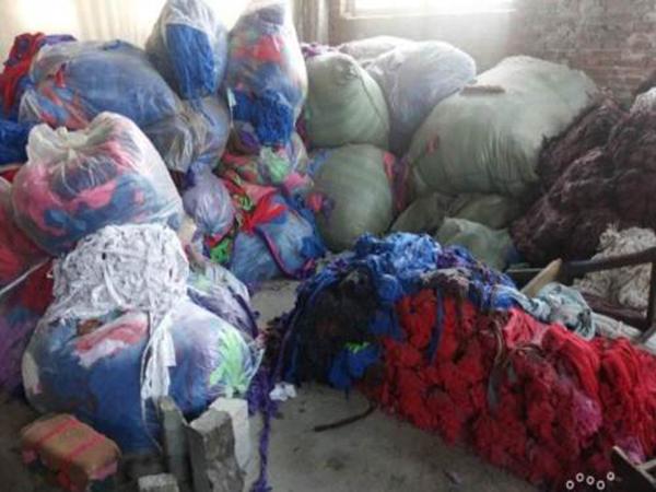 服装厂废布料