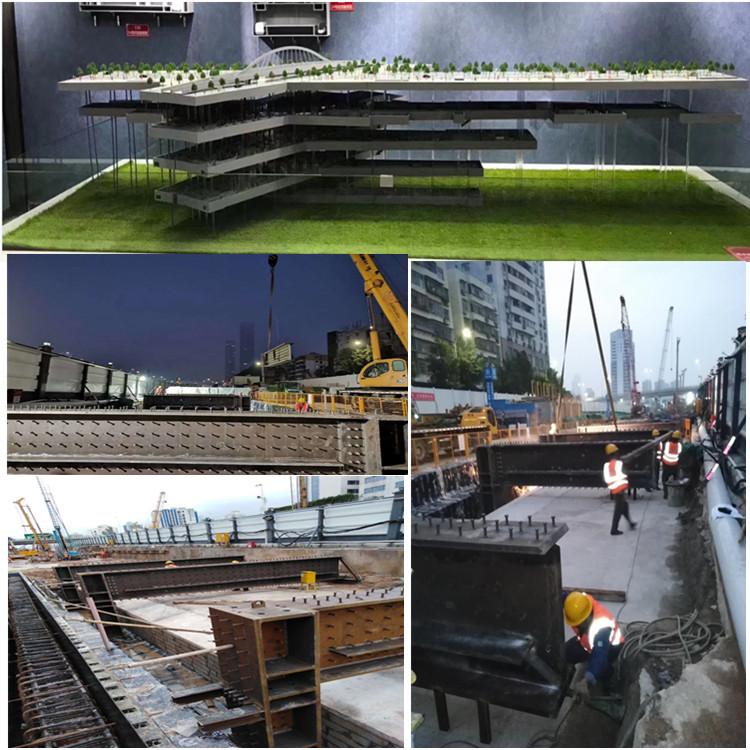深圳黃木崗樞紐地鐵站