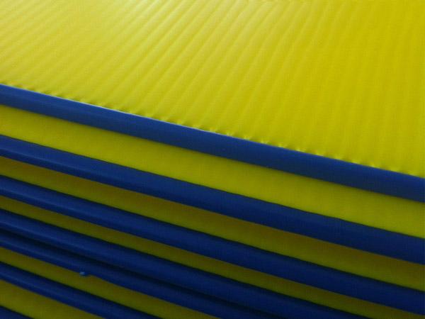 福建透明中空板片材 華君 防靜電 童車 采光 pp UV印刷