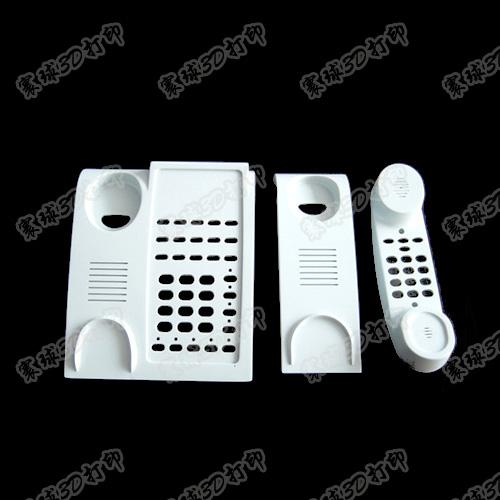 通讯产品3D打印模型