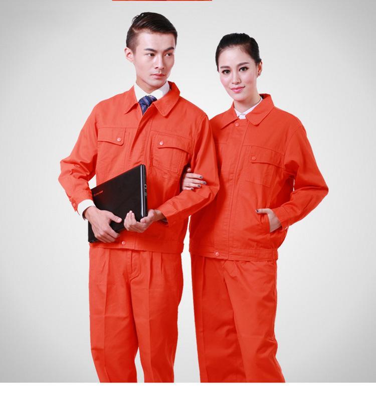 冬季工作服套装_华声服装_医护服装/白大褂工作服生产厂_牛仔工作服定做