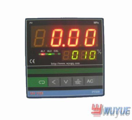 PY208智能數字壓力儀表