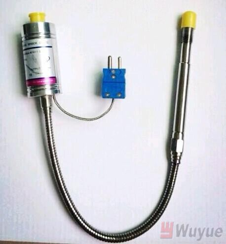 PT131軟管型雙測高溫熔體壓力傳感器