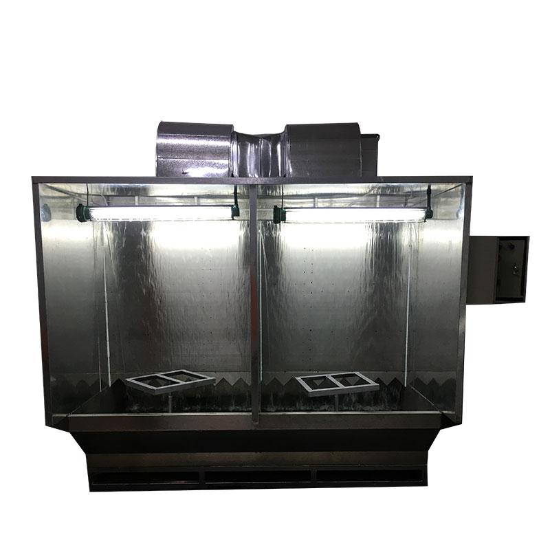 百色喷油水帘柜怎么用怎么采购_辉宏宇