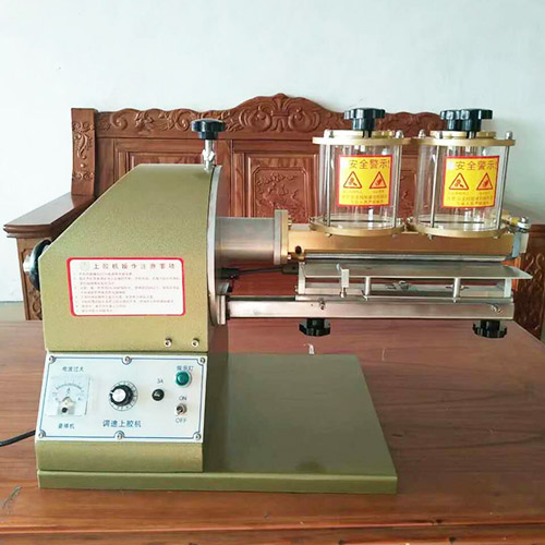 9寸单面上胶机/过胶机TY-206