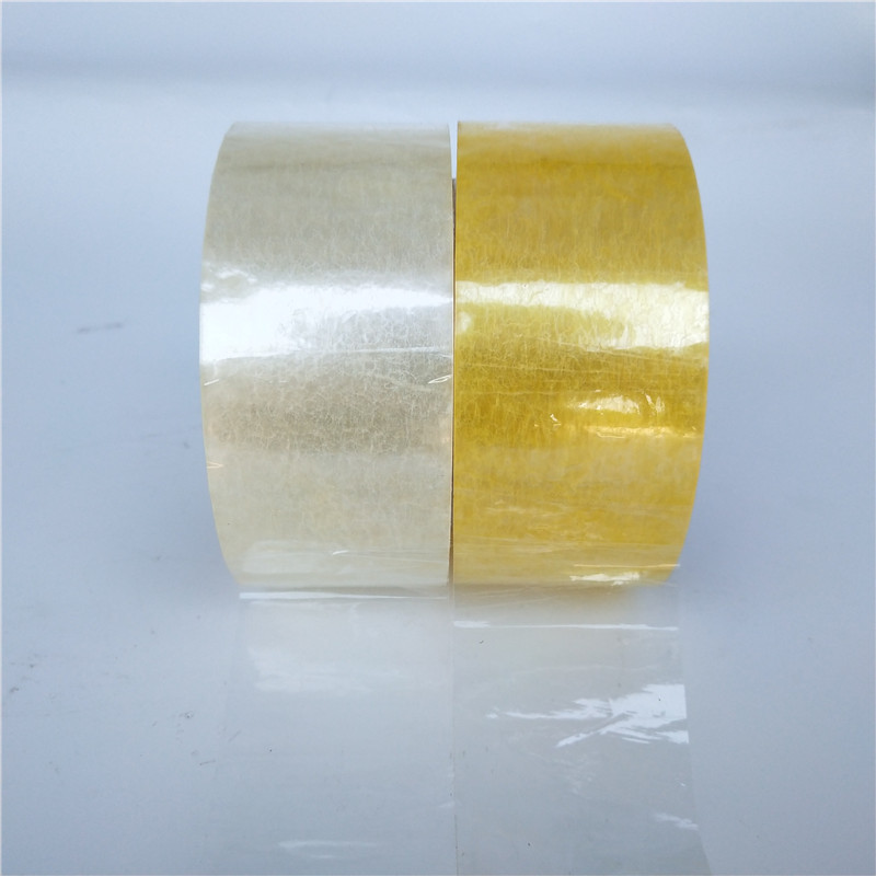 1.3CM透明膠帶廠家直銷_宏洋包裝材料_3cm_5cm_快遞
