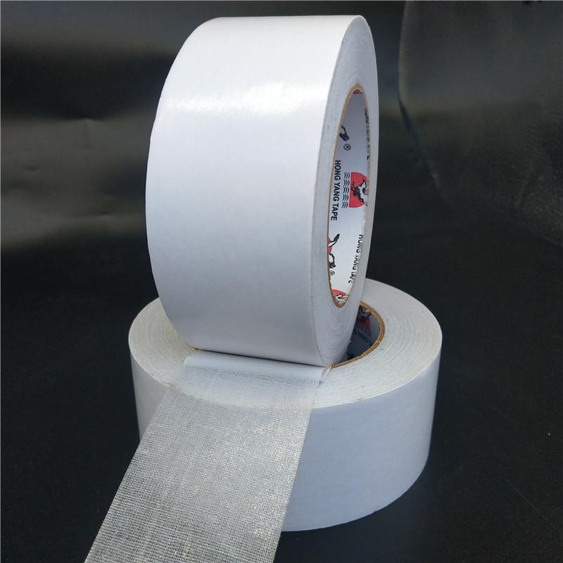 條紋_展會雙面布基膠帶加工廠家_宏洋包裝材料