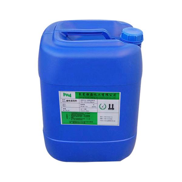 酸性清洗剂