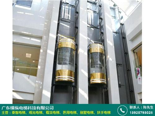 黃石觀光電梯定制 專業 7層 五層 商場 高層 橫縱電梯