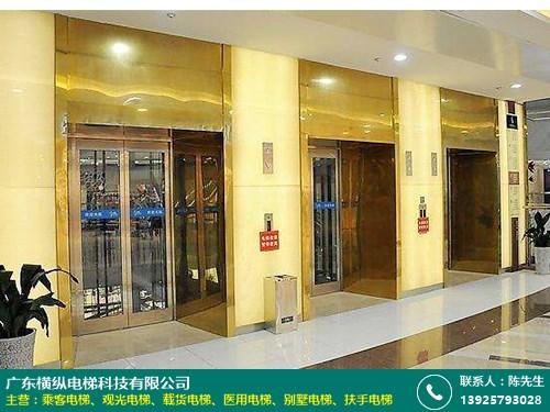 佛山高層乘客電梯安裝公司 小機房 小型 五層 豪華 橫縱電梯