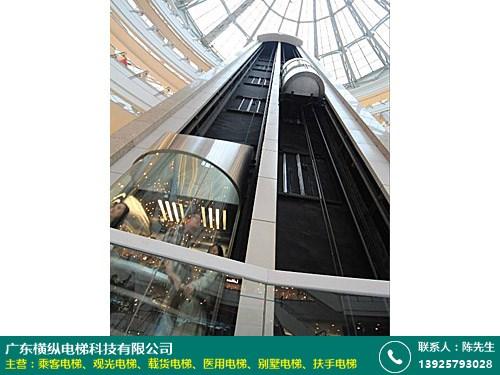 研發廠家 黃石專業觀光電梯定制 橫縱電梯