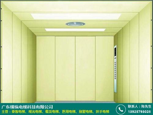 吉安五層載貨電梯 優秀 廠址 橫縱電梯