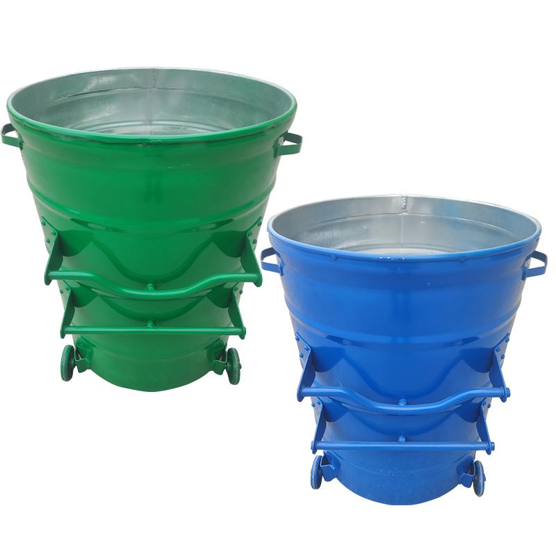 鍍鋅桶無蓋