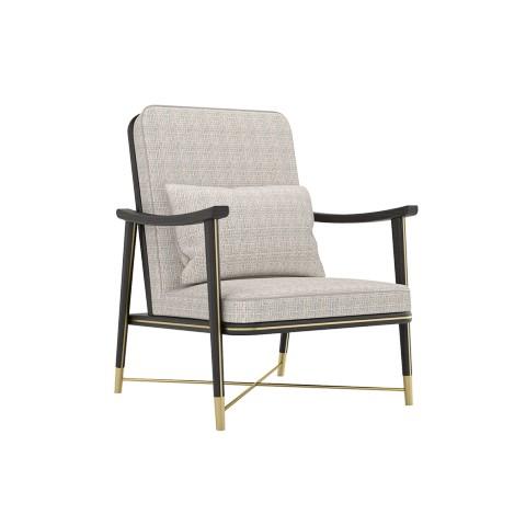 新中式休閑椅S135