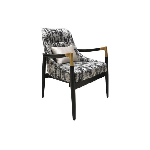 新中式休閑椅S131