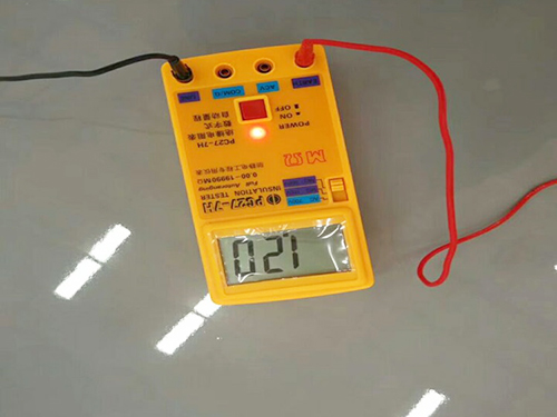 惠州环氧防静电平涂地坪