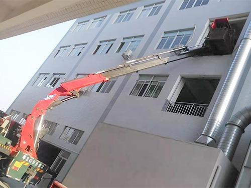 专业吊车租赁设备