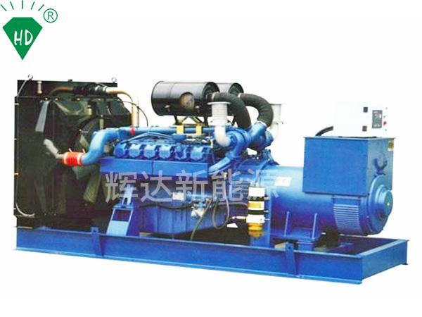 MTU1600系列S6R1600G20F型260KW