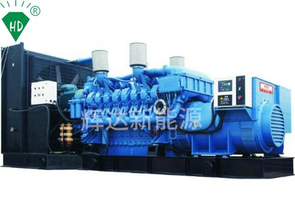 MTU4000系列16V4000G63型2000KW