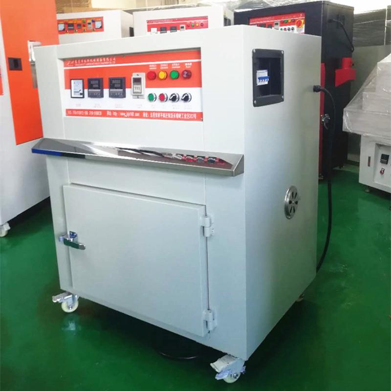 東莞工業烤箱 烘烤樣品小型精密試驗箱式干燥機熱風循環立式烘箱