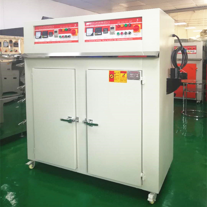 東莞工業烤箱 2合1雙門恒溫立式烤箱 熱風循環運風 防爆烘箱