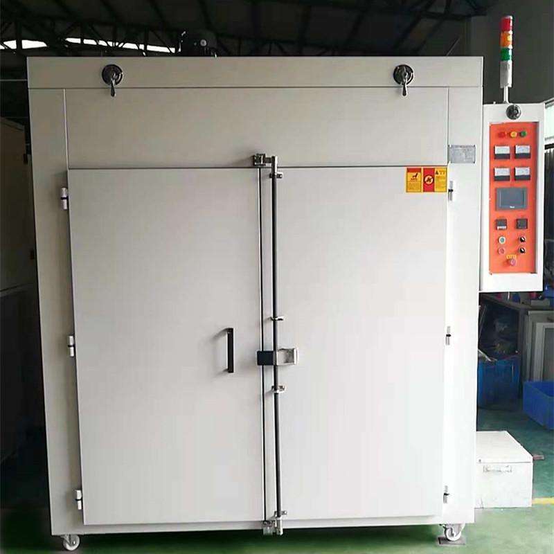 東莞供應工業烤箱 雙門熱風循環烘箱 立式干燥機 廠家非標定制