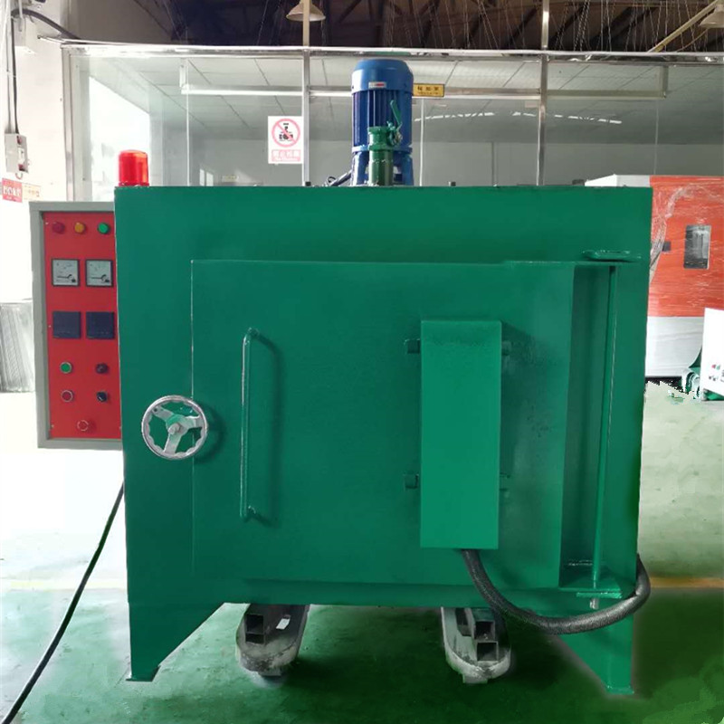 東莞工業烤箱 高溫可達500/800度 熱風循環烘箱 全纖維回火爐