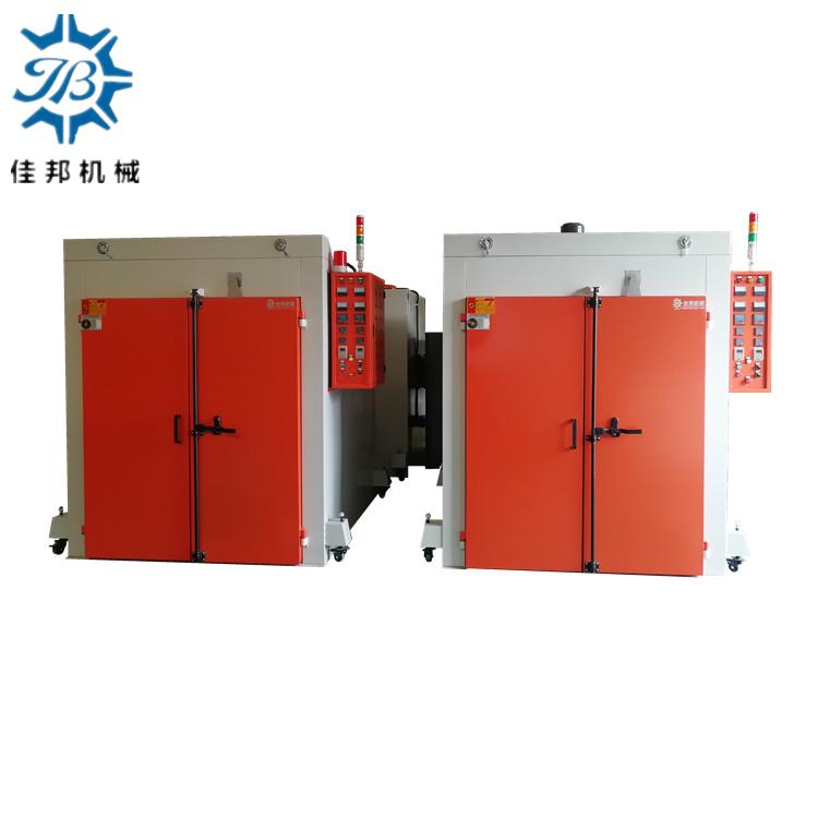 東莞廠家非標定制大型工業烤房 雙門防爆恒溫烤箱 熱風循環干燥箱
