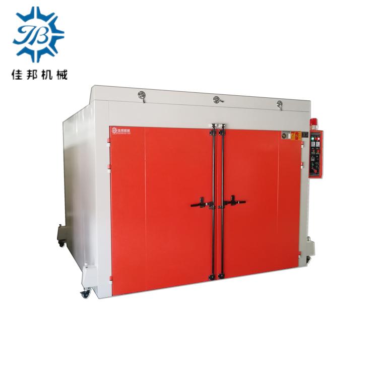 東莞廠家直供 平底推車式烤箱 雙門工業烤箱 千層架常用恒溫烤箱