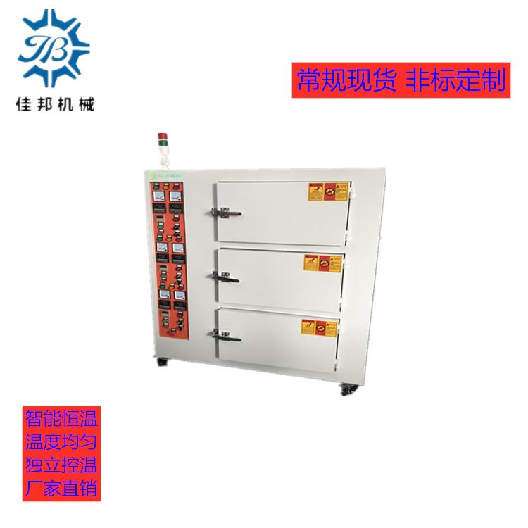 三門三合一工業烤箱