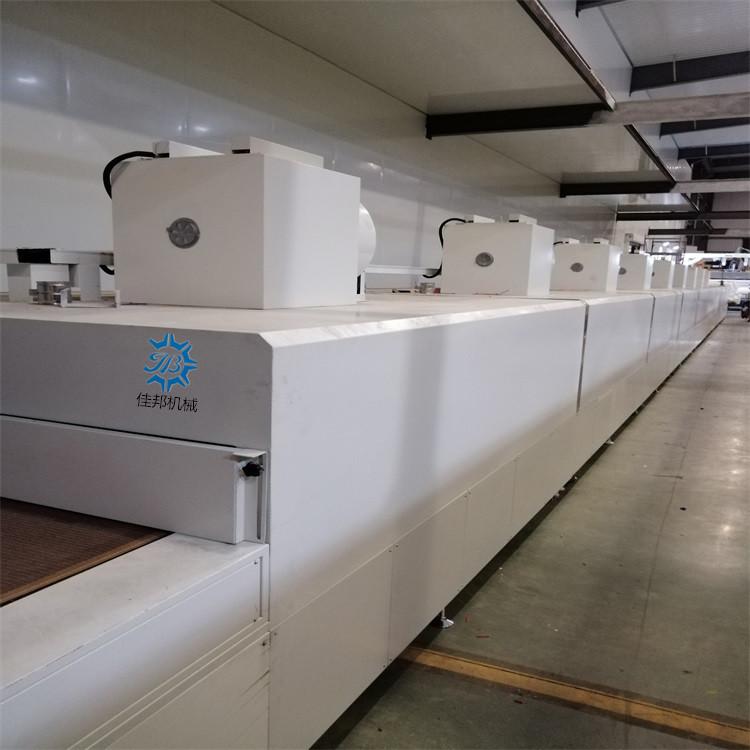 非標制造駐水極清潔熔噴布烘干隧道爐