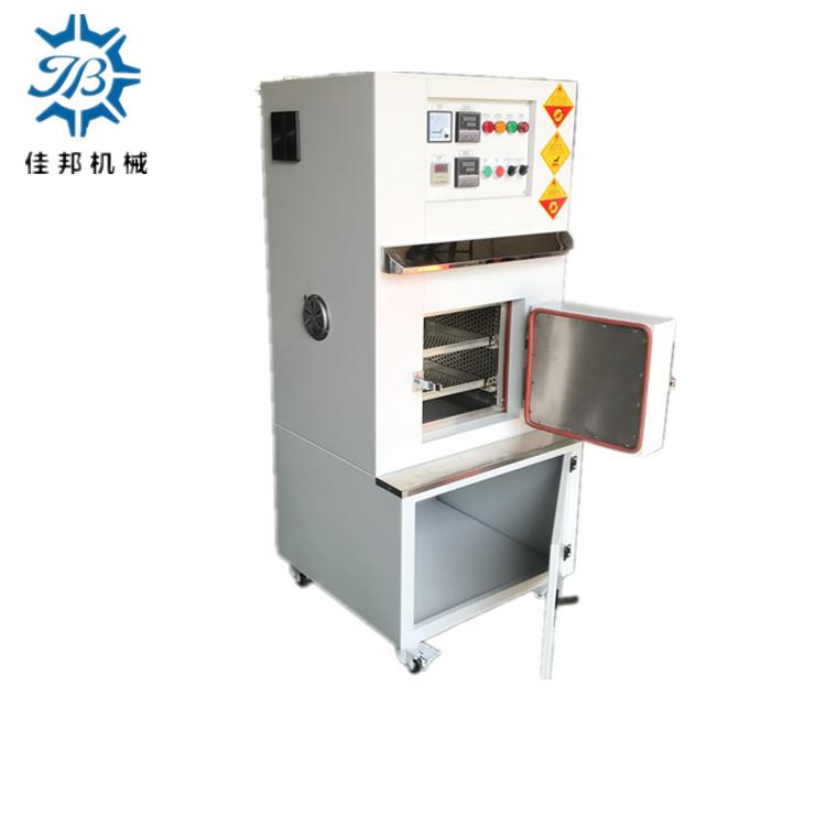 帶儲藏柜工業小實驗烤箱 烘箱非標廠家