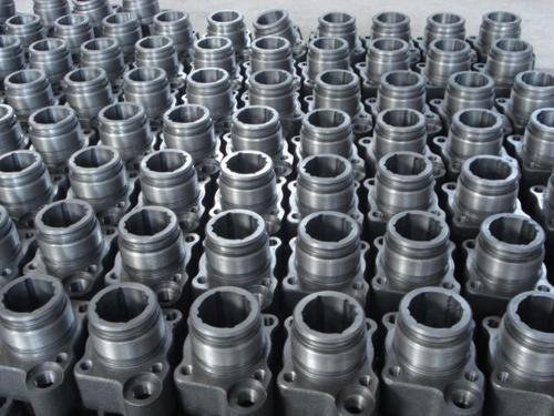 卧式CNC加工件生产厂家_剑锋铸造_铝件_五金_微型_小型立式