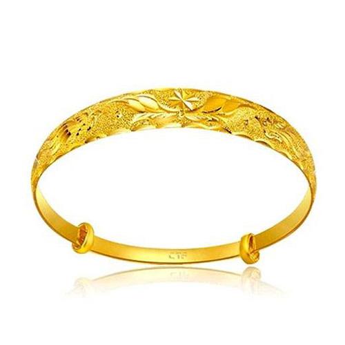 新娘黃金手鐲