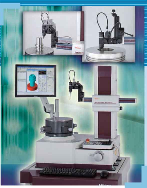 圓度測量儀生產廠家_建喬儀器_三維_三豐_三次元坐標