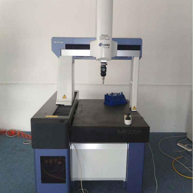 柳州三次元影像測量儀使用方法_建喬儀器_二次元_龍門式_三維