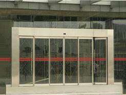 电动卷闸门,玻璃感应门